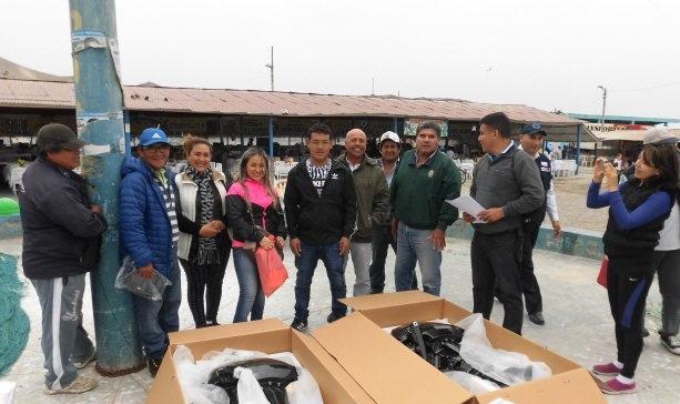 FONDEPES ENTREGÓ MOTORES FUERA DE BORDA A PESCADORES ARTESANALES DE ANCÓN